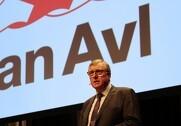 På årets svinekongres fastslog formand Erik Larsen, at han bakker op om den nye DanAvl-konstuktion. Foto: Erik Suhr.