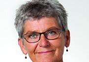 Herdis Lindegaard Jensen er afgået ved døden. Pressefoto.