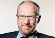 Formand for Statsrevisorerne, Peder Larsen, kalder det normal procedure, at kritik fra Rigsrevisionen fører til påtale fra Statsrevisorne. Pressefoto.