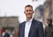 Cheføkonom hos Landbrug & Fødevarer, Frank Øland, vurderer, at dansk økonomi er punkteret. Pressefoto.