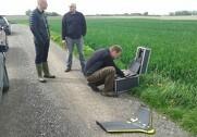 Droner viser et lovende potentiale for fremtidens landbrug. Pressefoto.