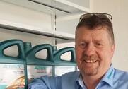 Svend Eskildsen er medejer af Addinol Lube Oil Danmark ApS. Pressefoto