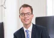 Miljø- og fødevareminister Esben Lunde Larsen bakker ikke op om L&F's idé om et naturråd. Pressefoto.