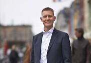 Cheføkonom hos Landbrug & Fødevarer, Frank Øland, vurderer, at danskeksport bliver ramt hårdt af briternes exit. Pressefoto.