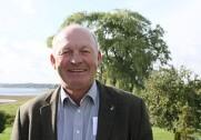 Flemming Fuglede Jørgensen, Formand Bæredygtigt Landbrug, opfordrer til at inddrage landmændene i vandområdeplanerne. Pressefoto.