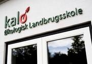 Den Økologiske Landbrugsskole i Kalø oplever stor søgning på uddannelserne. Pressefoto.