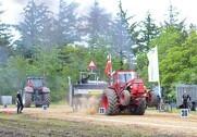 LandboUngdom afholder traktortræk. Pressefoto.