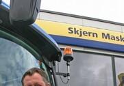 Kaj D. Pedersen er glad for partnerskabet med J. Hundahl. Foto: Erik Suhr