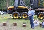 Udkørselskonkurrencen er med til at samle branchen og er nu også begyndt at tiltrække nyt blod, kan DSF-formand Viggo Mortensen konstatere. Foto: Kristian Troelsen.