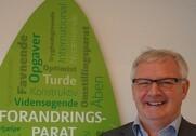 Et tættere samarbejde mellem LHN og Svinerådgivningen er en realitet. Det glæder direktør Tage Hansen