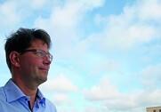 Formand for Danske Svineproducenter giver sin vurdering af hvordan fremtidens svinebranche kommer til at forme sig. Foto: Erik Suhr.