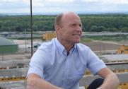 Axzons CEO, Tom Axelgaard, har måttet konstatere afrikansk svinepest på en af selskabets farme, som udgør seks procent af Axzons samlede svineproduktionskapacitet. Pressefoto, Axzon.