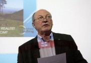 Flemming Fuglede Jørgensen bliver kritiseret for at tildele offentlige midler til en ansøgning fra Bæredygtigt Landbrug. Foto: Rasmus Dalsgaard.