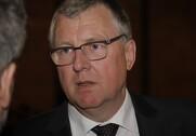 Formand for VSP Erik Larsen er enig i, at forbruget af tetracykling skal ned. Men havde helst set, at svineproducenterne havde fået arbejdsro. Arkivfoto: Rasmus Dalsgaard