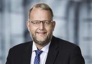 Klima- og energiminister Lars Chr. Lilleholt åbnede officielt Danmarks største biogasanlæg i Sønderjylland mandag. Pressefoto.