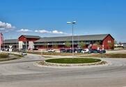 Næringsparkvejen 4, som fremover bliver hovedsædet for Norwegian Agro Machinery. Pressefoto.