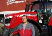 Jan Christiansen kan fejre 50 års jubilæum hos Helsinge Maskinforretning.  Pressefoto.