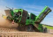 Norwegian Agro Machinery overtager fra første oktober importen af AVR-kartoffelmaskiner samt Multiva såbedsharver og vogne. Foto: AVR.