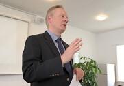 Advokat Hans Sønderby mener, at det ikke kan passe, at et stort, dansk dagblad kan tillade modstandere at bruge ord som korruption i sine spalter. Arkivfoto: Rasmus Dalsgaard.