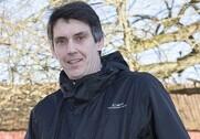 Hans Dahm er formand i Foreningen for Reduceret jordbearbejdning i DanmarK (FRDK). Pressefoto.