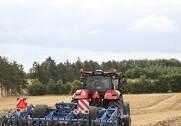 Britiske landmænd køber mere effektfulde traktorer. Arkivfoto: Morten Damsgaard.