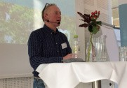 Økologiformand Hans Erik Jørgensen glæder sig over de mange nye omlægninger. Foto: Erik Suhr