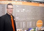 Projektleder Peter R. Poulsen har allerede fået mange positive tilbagemeldinger om Nutrifair 2017. Foto: Rasmus Dalsgaard.
