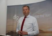 Bestyrelsesformand Niels Dengsø roser DLG's nye strategi. Foto: Rasmus Dalsgaard.