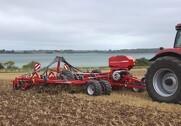 Horsch teknik til jordbearbejdning, såning og plantebeskyttelse vil fortsat blive importeret og forhandlet i Danmark af Stroco-Agro ApS. Pressefoto.