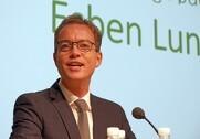 Miljø- og fødevareminister Esben Lunde Larsen vil sikre maksimalt udbytte af de 731 millioner kroner, ministeriet bruger på forskning. Arkivfoto: Rasmus Dalsgaard