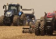 CNH oplever fremgang for landbrugsmaskinerne fra Case IH og New Holland. Foto: CNH.