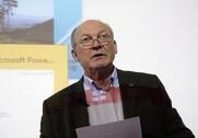 Flemming Fuglede mener ikke, at landbrugets kvælstof er skyld i forurening. Arkivfoto.