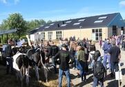 Unge stopper deres landbrugsuddannelse for tidligt. Pressefoto
