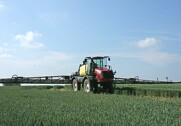Allerede fra høsten 2018 kan det være forbudt at bruge glyphosat inden høst af konsumafgrøder. Arkivfoto.