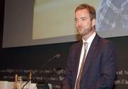 Esben Lunde Larsen har foreslået EU-Kommissionen, at et byrdestop bliver en del af EU's fremtidige landbrugspolitik. Arkivfoto.
