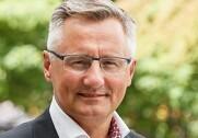 Torben Bjørk Nielsen er administrerende direktør i Hoffmann. Pressefoto.