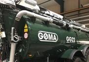 Den danske producent af vogne Gøma afholder i dag åbent hus, hvor de kan præsentere deres helt nye GG22 gyllevogn. Foto: Gøma.