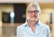 Anette Klausen, formand for Familielanbruget MidtJylland vil tale om vand og mangel på vand i sin beretning på årets generalforsamling. Pressefoto.