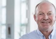 Flemming Fuglede Jørgensen, formand for Landsforeningen Bæredygtigt Landbrug, Borupgård, Løkken. Foto: BL.