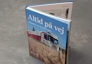 Altid på vej er titlen på bogen, der fortæller Danish Agros historie. Foto: Morten Damsgaard.