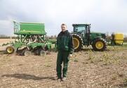 Niels Pagh Hansen fra Vamdrupgaard fik til sæson 2018 leveret en ny John Deere No-Till såmaskine, og den har bestemt ikke skuffet i det nye dyrkningsystem: Conservation Agriculture.
