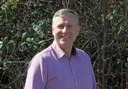 Per Bardrum, direktør i Danske Svineproducenter, mener, at formanden for NNF, Ole Wehlast, taler mod bedre vidende. Pressefoto.