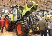 Claas opfylder nu kravene til Stage V på deres traktorer. Foto: Morten Damsgaard.