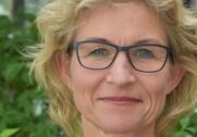 Formand for Den Danske Dyrlægeforening, Hanne Knude Palshof, er foruroliget over, at der fortsat er så mange landmænd, der ikke tager korrekt hånd om syge og tilskadekomne grise. Presefoto.