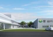 ?Det nye innovationscenter skal huse førende internationale forskere, ingeniører og laboranter. Foto: Arla Foods.